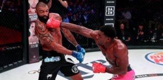 Phil Davis vs Liam McGeary Bellator MMA