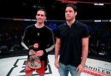 Rory MacDonald and Neiman Gracie