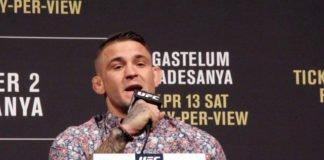 Dustin Poirier UFC 236
