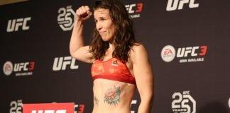 Leslie Smith, UFC Atlantic City