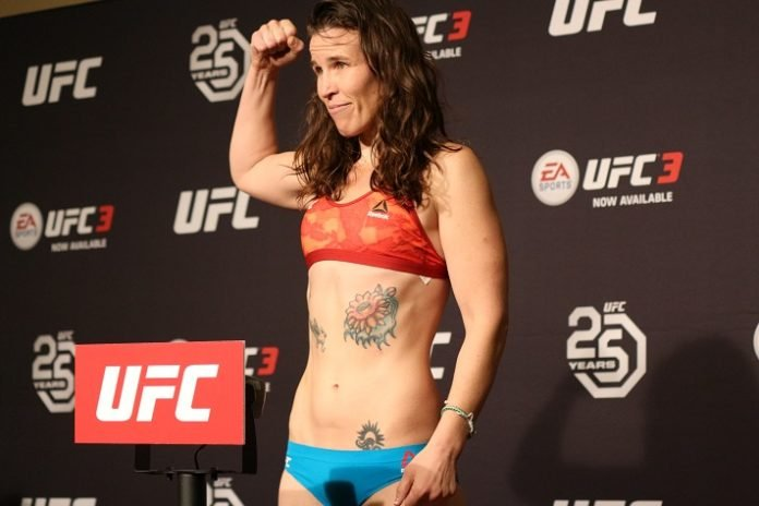 Leslie Smith, UFC Atlantic City