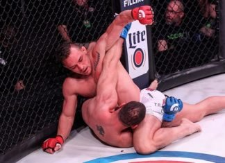 Michael Chandler Bellator MMA