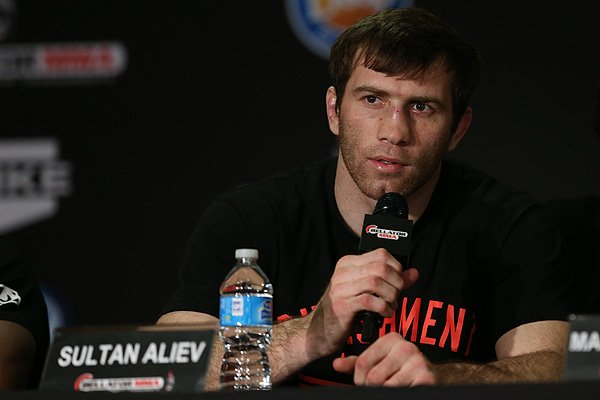 Sultan Aliev UFC