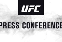 UFC Seasonal Press Conference