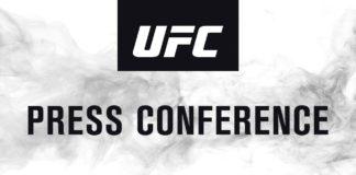 UFC Seasonal Press Conference