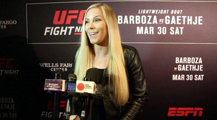 Katlyn Chookagian UFC