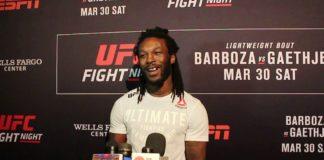 Desmond Green, UFC Philadelphia