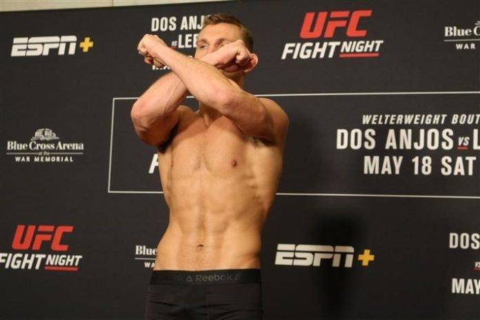 Ian Heinisch UFC