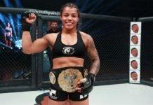 UFC Sacramento Brianna Van Buren