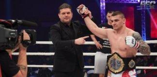 UFC Stockholm Darko Stosic