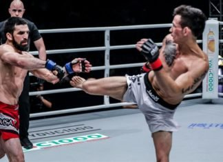 Thanh Le ONE Championship