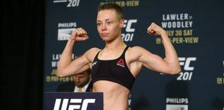 UFC 237 Rose Namajunas Jessica Andrade