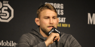 UFC Stockholm Alexander Gustafsson Anthony Smith