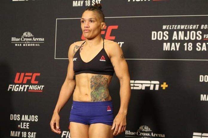 Sijara Eubanks UFC