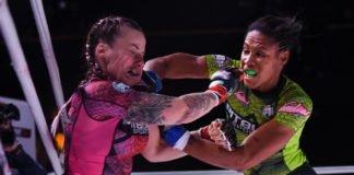Zarah Fairn dos Santos UFC