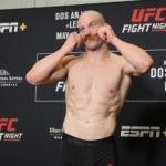 Patrick Cummins UFC Rochester
