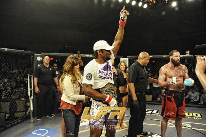 UFC 237 Ryan Spann