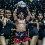Nong-O Gaiyanghadao ONE Championship Warriors of Light