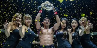 Nong-O Gaiyanghadao ONE Championship Warriors of Light