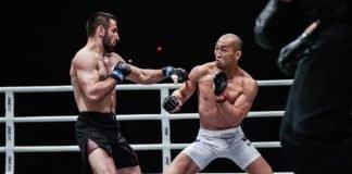 Yushin Okami VS Kiamrian Abbasov