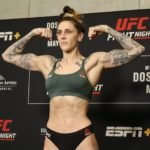 Megan Anderson/UFC