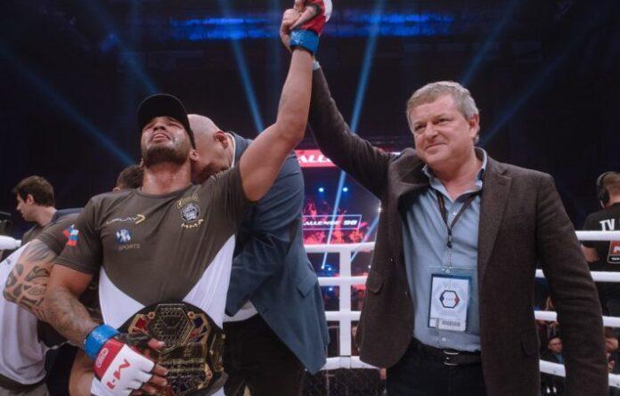 Bruno Silva UFC Greenville