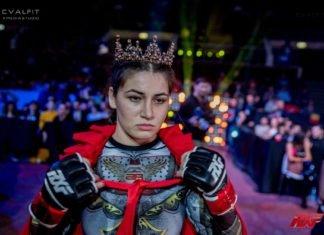 Diana Belbita UFC