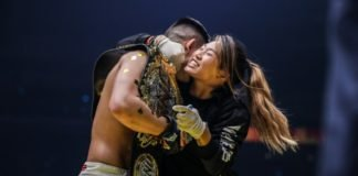 Christian Lee and Angela Lee, ONE Championship