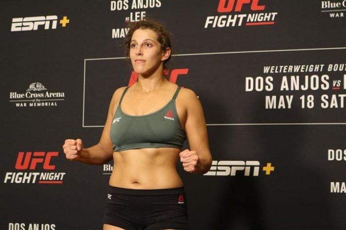 Felicia Spencer UFC