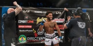 Raufeon Stots LFA MMA UFC Minneapolis