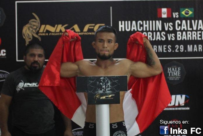 Carlos Huachin Quiroz UFC 237