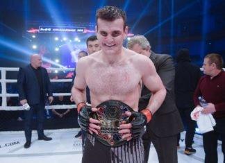 Khadis Ibragimov UFC
