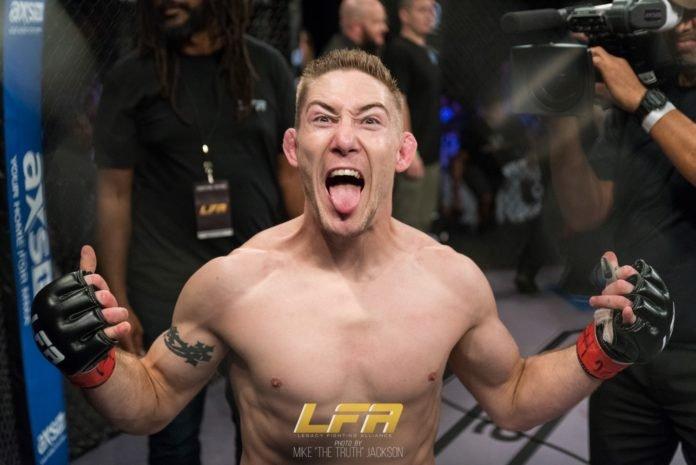 UFC Rochester Derrick Krantz