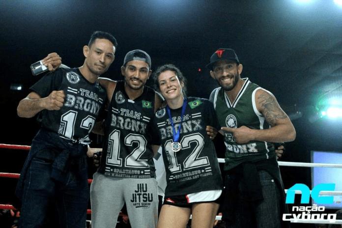 UFC 237 Melissa Gatto
