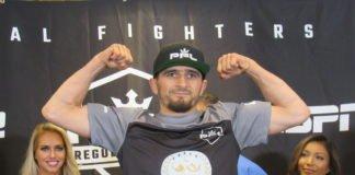 PFL MMA Akhmed Aliev