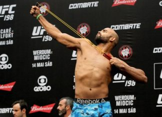 Warlley Alves UFC