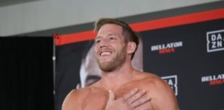 Jack Swagger Bellator MMA