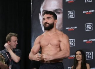 Bellator Patricio Pitbull Featherweight Grand Prix