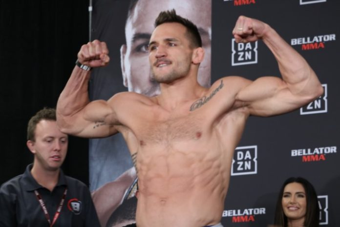 Bellator 221's Michael Chandler
