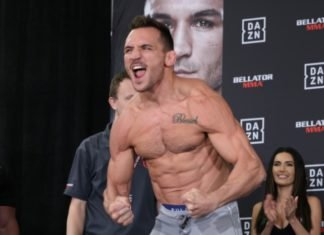 Michael Chandler Bellator MMA