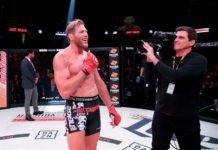 Jake Hager Bellator MMA