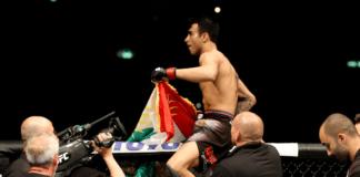 UFC Stockholm Makwan Amirkhani