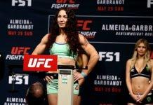Sarah McMann UFC