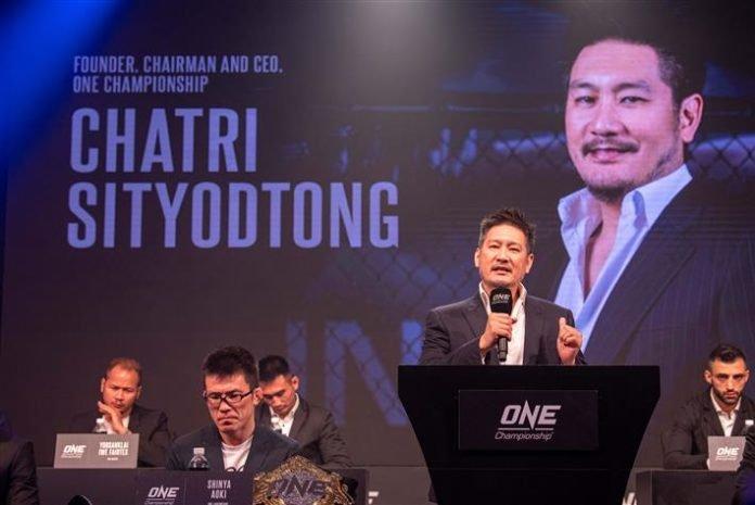 Chatri Sityodtong, ONE Championship