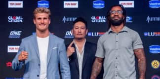 Sage Northcutt and Cosmo Alexandre