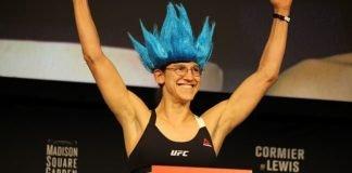 Roxanne Modafferi UFC