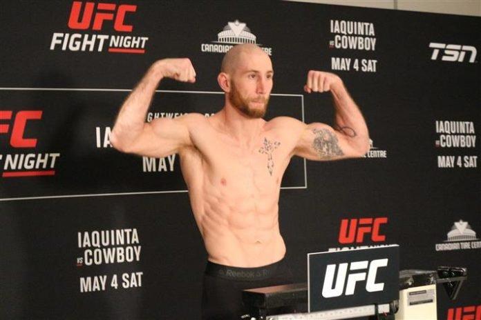 Kyle Nelson UFC