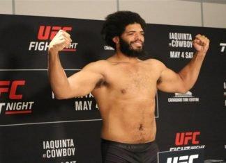 Juan Adams UFC Ottawa