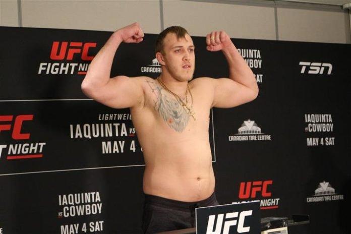 Sergey Spivak UFC