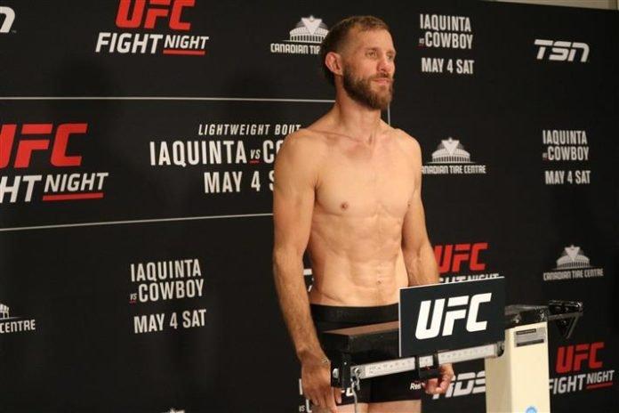 Donald Cerrone UFC Ottawa